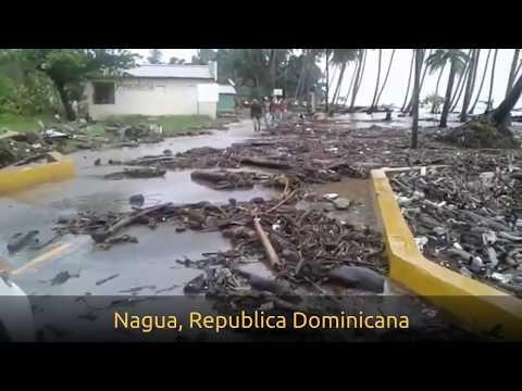 Dominican Republic News 2017 | Hurricane Maria in Punta Cana, La Romana, Samana