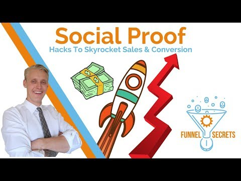 Social Proof Hacks - Increase Conversion Rate
