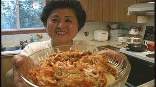 How to Make Kimchi: according to my Kun Umma -- Samuel Kiehoon Lee