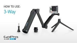 GoPro: Introducing 3-Way Grip | Arm | Tripod