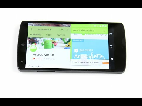 Multiple Windows for  Android in urdu or hindi