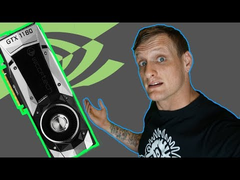 Everything We Think We Know About Turing GTX 1180 &1170