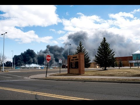 Superior Middle School Student Talks Day Of Husky Refinery Fire
