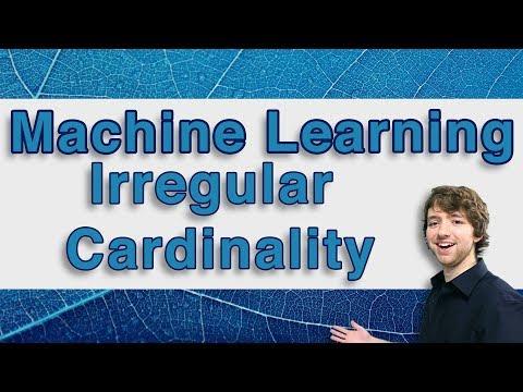 Machine Learning and Predictive Analytics - Cleaning Irregular Cardinality - #MachineLearning