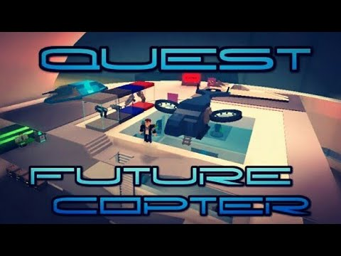 How to Get New Helicopter In ROBLOX Clone Tycoon 2 [Quest Update]