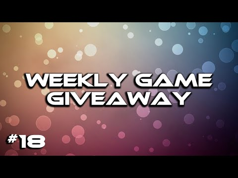 Game Giveaway Week 18 (CLOSED) + Week 17 Winners
