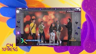 Go Vive a tu Manera - Entrevista y musical CM Xpress 2019
