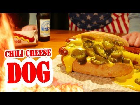 Burger King Chili Cheese Dog - Johnny vs. Fastfoodkette - Die Grillshow 265