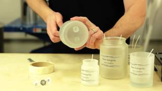 How to Make Candles the Old-Fashioned Way : Basic Candle