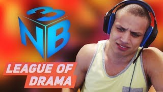 "Nightblue3 Vs Stream Editors - Tyler1 ""i Will No Longer Play League Of Legends""(tyler1 Quits League)"