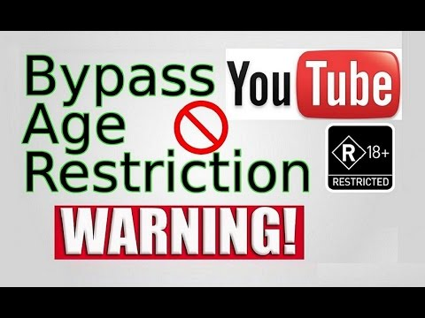 Bypass Regional Restrictions And Other Blocks In Youtube Videos