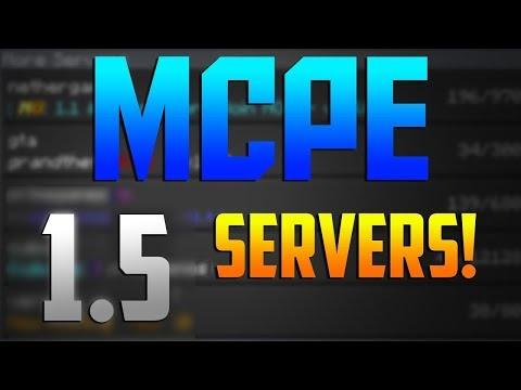 Minecraft PE (MCPE) 1.4.2 & 1.4.4 WORKING SERVERS!