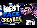 NBA 2K18  • Creation Of The BEST MyPlayer EVER! • Face Creation 🔥😳