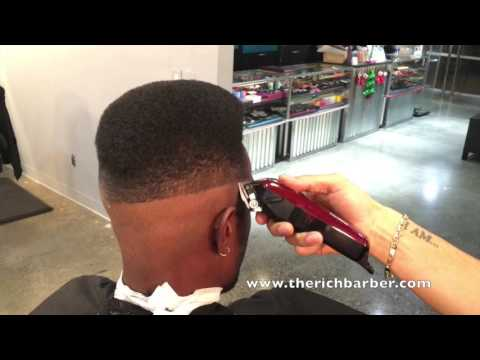 HOW TO: Slopped HighTop Fade By Chuka The Barber