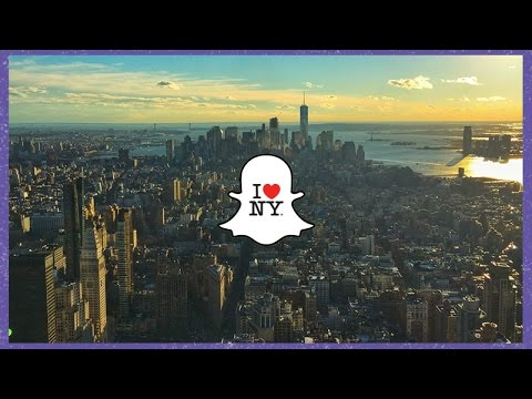 I quit my job to move to NYC to make SNAPCHAT Stories...
