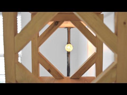 How To Build An Easy Farmhouse Desk | DIY