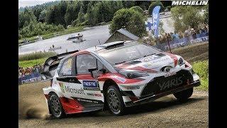 Highlights - 2017 WRC Rally Finland - Michelin Motorsport