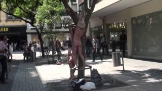 Le festival de la nudité a débuté à Bienne