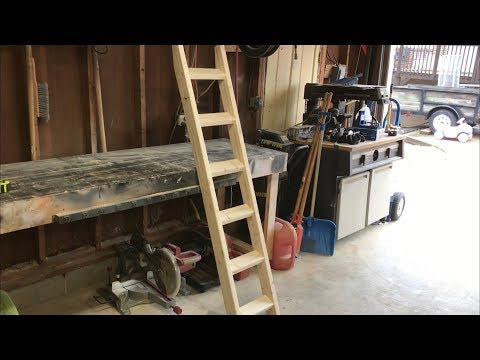 Blanket Ladder | Quick, Easy, and Cheap!!! $10.00