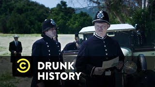 Drunk History - The Disappearance of Agatha Christie