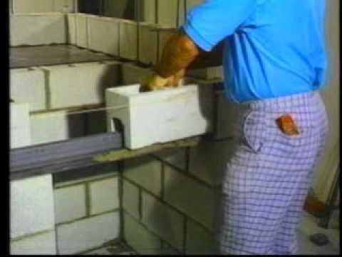 Earthstone Ovens - Modular Oven Installation - Part 1 - 1989