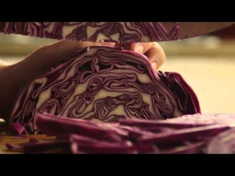 Salad Recipes   How to Make Asian Style Coleslaw