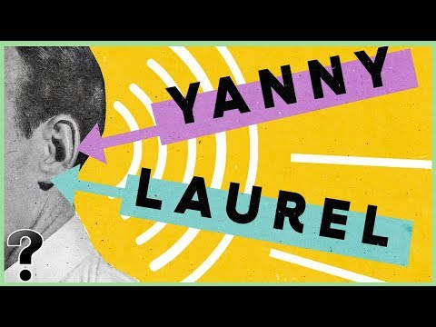 Is It Yanny Or Laurel?