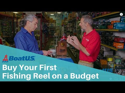 How to Choose a Spinning Fishing Reel for Under $100 | BoatUS