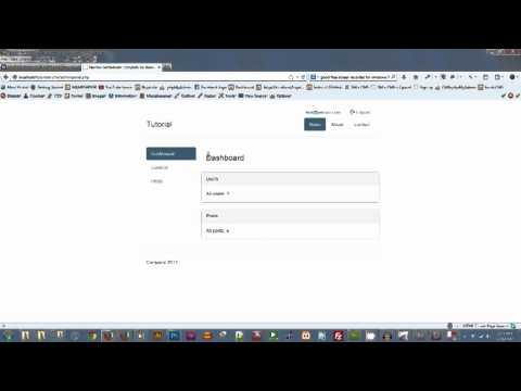 Good php tutorials: How to create your own content management system (cms) - part 0 (Intro)