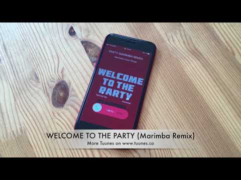Welcome to the Party Ringtone - Deadpool 2 Marimba Remix Ringtone - iPhone & Android Download