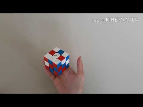 How to do the Rubiks cube magic trick!