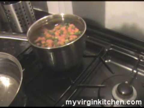 Gammon, Egg & Potatoes - MYVIRGINKITCHEN