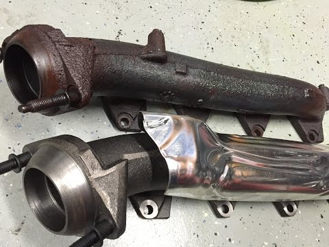 Ford Explorer 4.6L 3v: Passenger Exhaust Manifold Replacement
