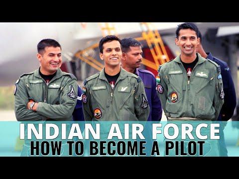 How to become a Pilot in Indian Air Force | भारतीय वायुसेना में पायलट कैसे बने?