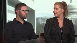 Amy Schumer Sits Down with Tommy Mcfly to talk
