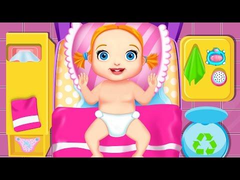 Baby Ema Diaper Change