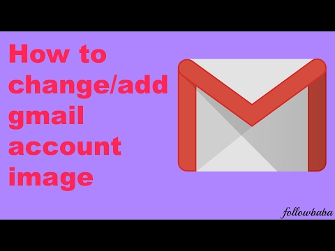 how to change gmail profile picture