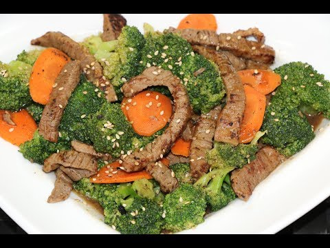 How to Make Beef and Broccoli - Easy Beef and Broccoli Recipe