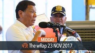 Duterte to bring police back to drug war