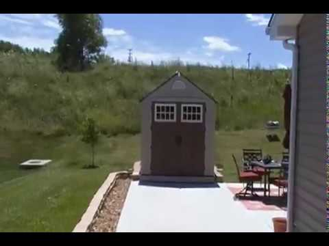 Backyard Observatory with 3rd Car Garage Warm Room