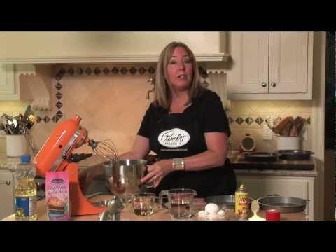 How to Bake a Gluten-Free Chocolate Cake