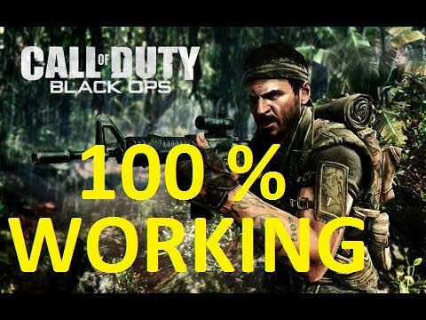 How To Download Call Of Duty Black Ops 1 - Free Game For Pc Full Version 2017 Working
