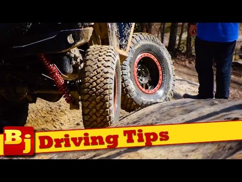 Offroad Driving Tips - From SFWDA