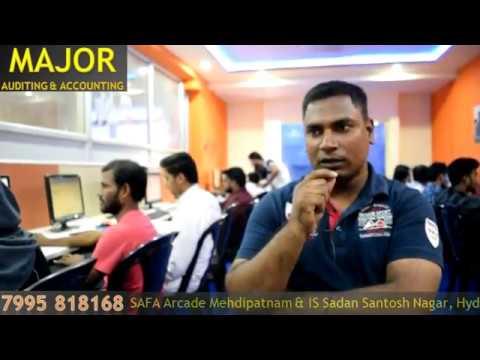 Major Accounting Nov 2017 Students Reviews