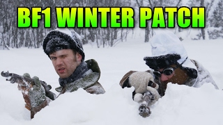 Winter Has Come! Battlefield 1 Winter Update