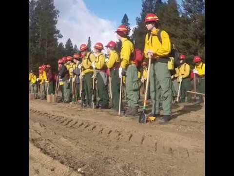 2018 Guard School at Trapper Creek Job Corps