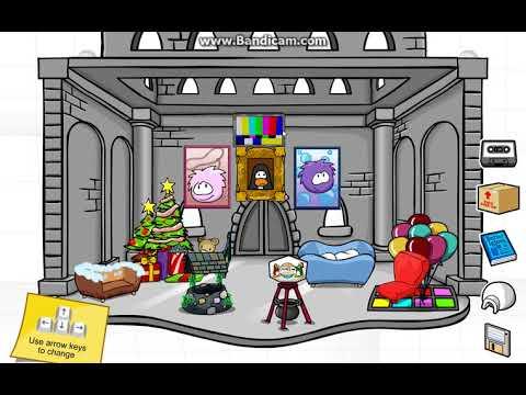 Club Penguin Rewritten Part 48 Christmas Igloo!