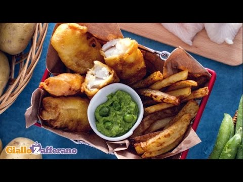 Fish and chips - recipe