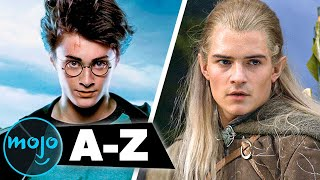 The Best Fantasy Films of All Time from A to Z