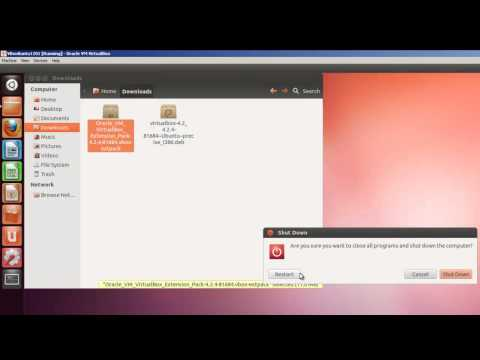 Download and Install VirtualBox 4.2+ in Ubuntu 12.04